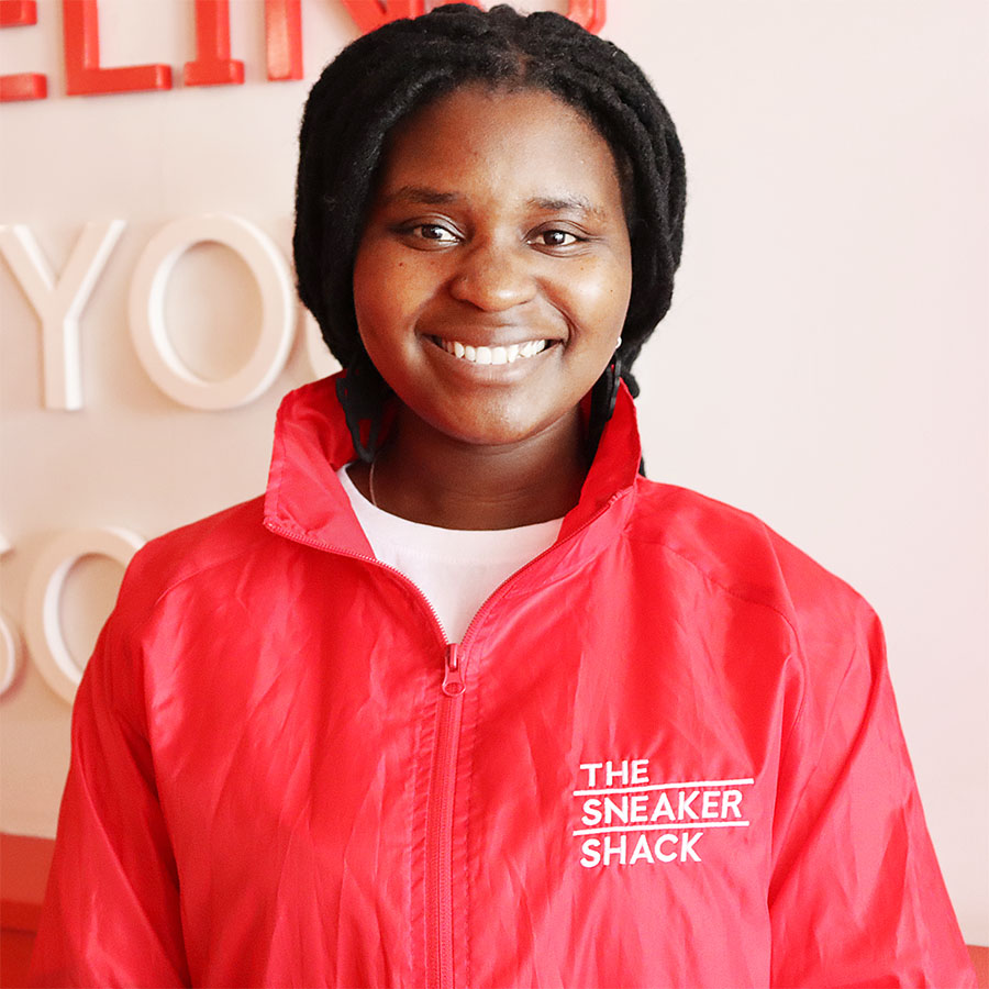 Sheila | Shoe Care Technician, Bryanston